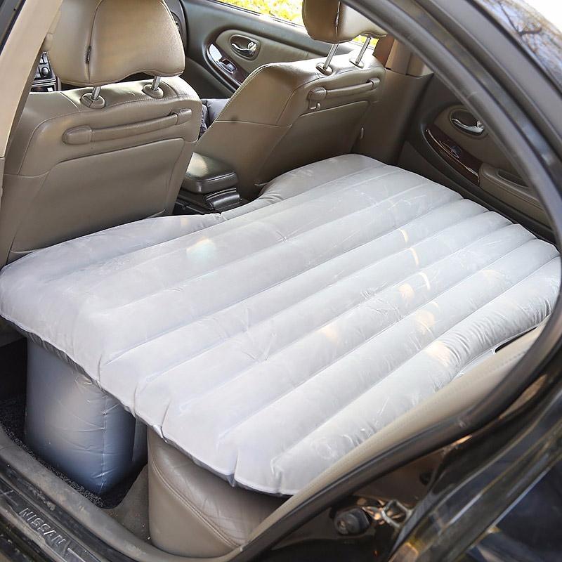 Cama inflable para autos