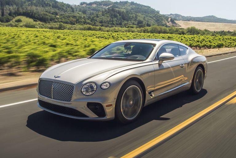 Bentley Continental GT 2020: Todos los detalles - Precio ...
