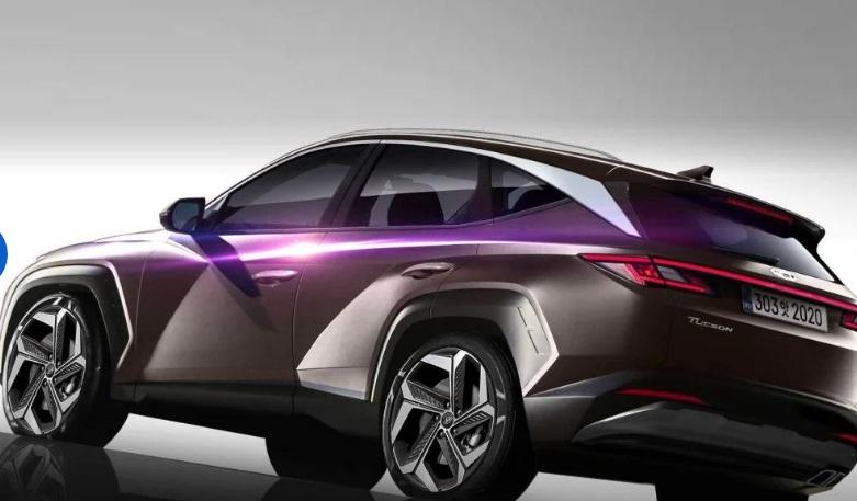 Hyundai Tucson 2021: el crossover coreado con diseño elegante y ...