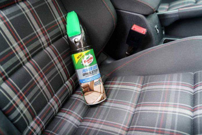 Los 10 Mejores Productos Para Limpiar Tapicería De Coches Gossip Vehiculos