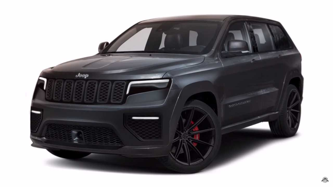 2021 Grand Cherokee Release Date