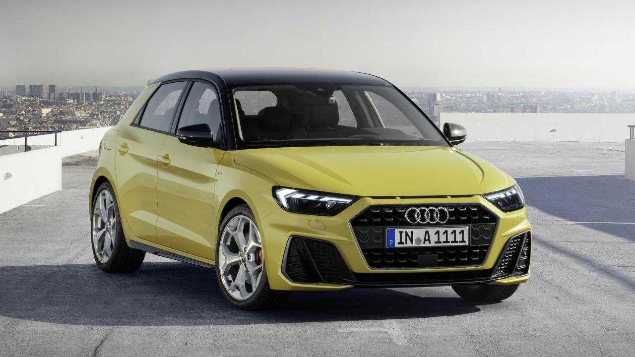Audi Q1 2021: Un crossover compacto que complacerá a fans de la ...
