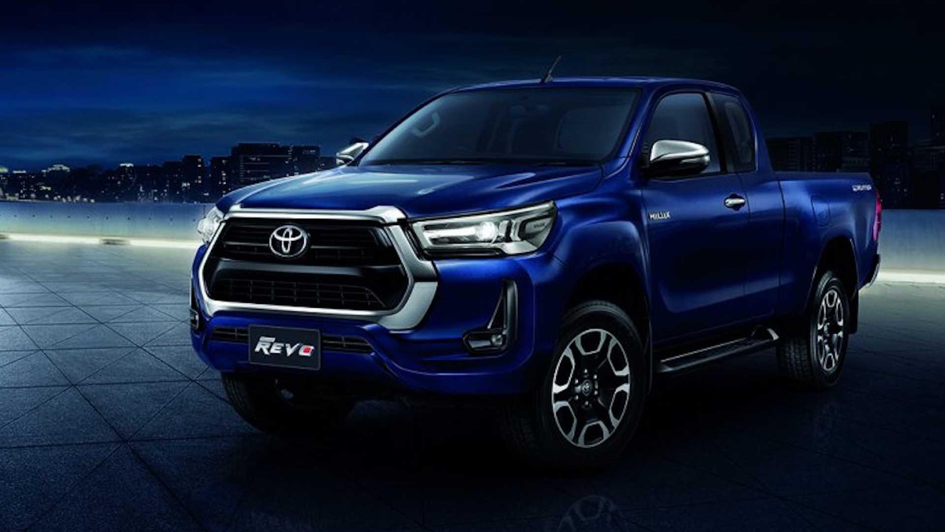 2021 Toyota Vigo Exterior