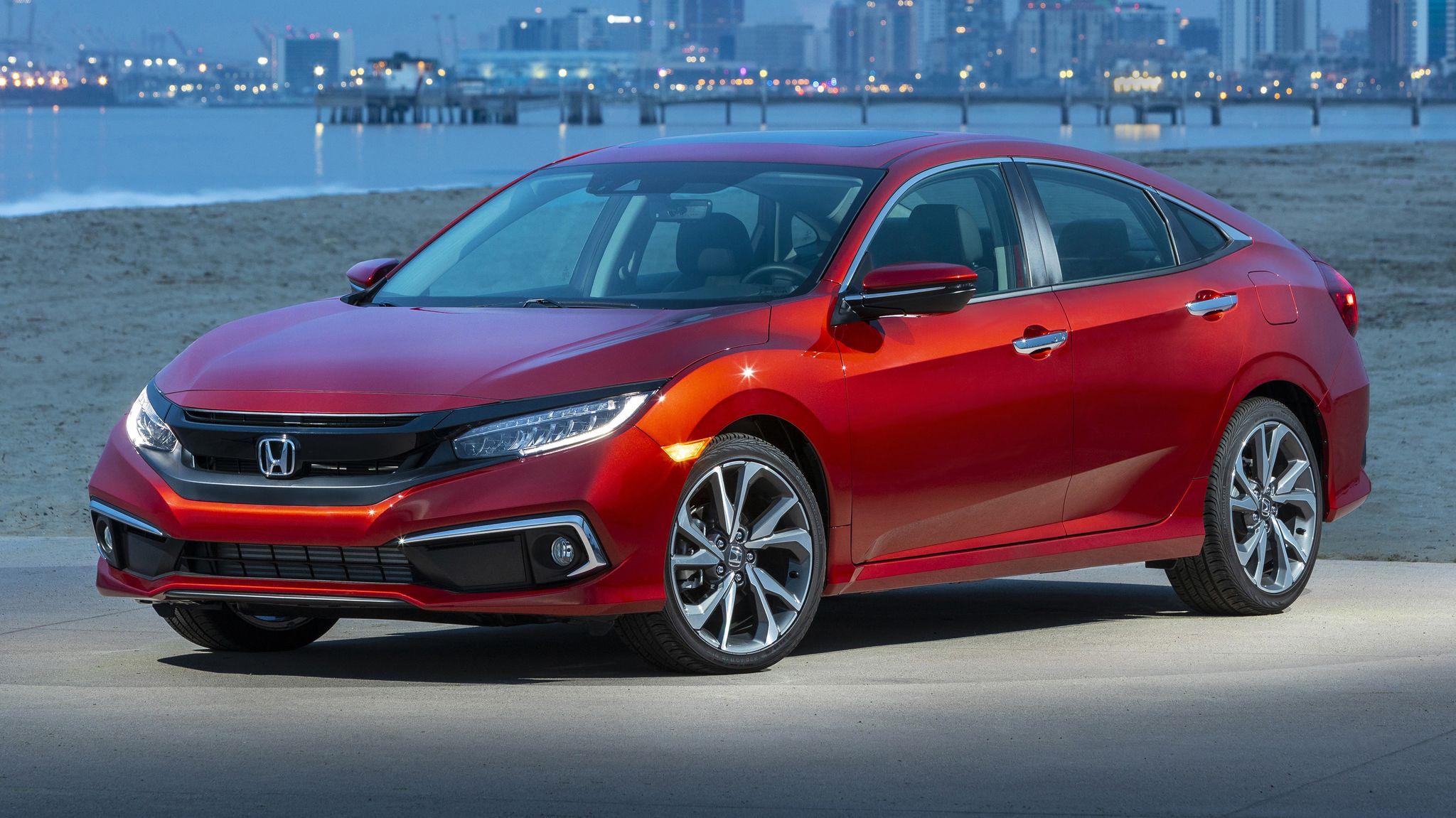 2021 Honda Civic Coupe Price
