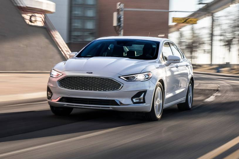 Ford Fusion Energi 2020 Precio Ventajas Desventajas