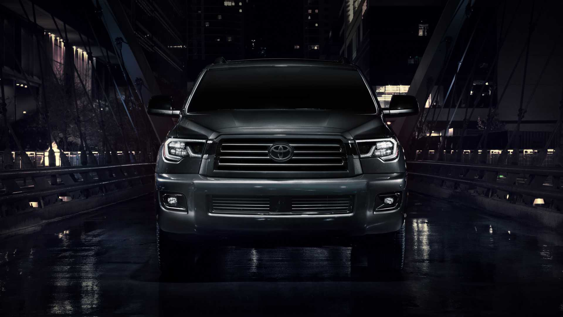 2021 Toyota Sequoia New Review
