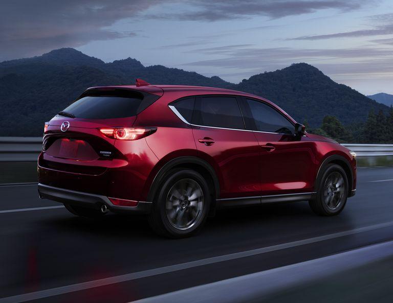 Mazda CX-5 2021 ve un modesto aumento de precio ...