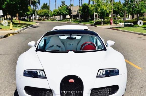 Todo sobre el Bugatti de Anuel AA: Precio, especificaciones, imágenes y video - Gossip Vehiculos